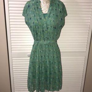 Lauren Conrad palm Dress